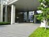 駒澤大学深沢キャンパスの入口です