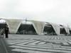 駒沢オリンピック公園総合運動場にある陸上競技場です
